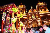 Pueblo de Trujillo fue bendecido por el Señor Cautivo de Ayabaca