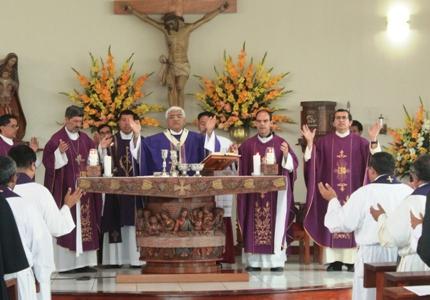 Nuevo rector del Seminario San Carlos y San Marcelo