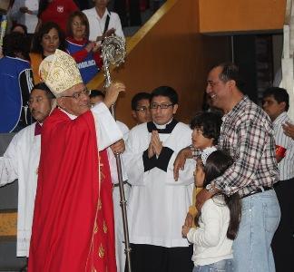 Al Papa en su día