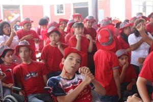 Obras en centro parroquial beneficiará a niños con habilidades diferentes