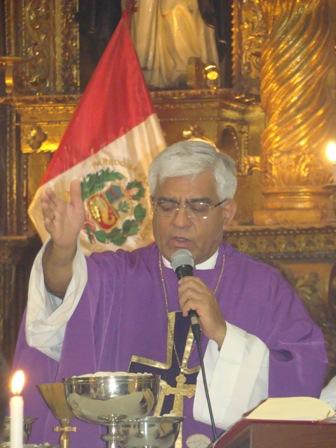 Arzobispo presidirá Misa y Te Deum