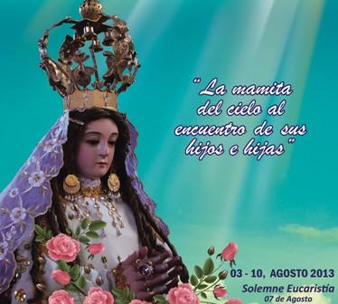 """Peregrinación de la """"Mamita"""" inicia con Vigilia de Oración"""