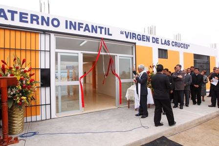 Alto Trujillo: Arzobispo bendijo Policlínico de la Arquidiócesis