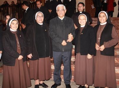 94 años de las Hermanas Canonesas de la Cruz
