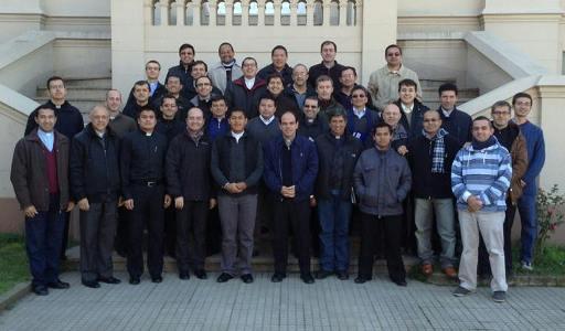 Formarse para formar: encuentros de formadores de seminarios