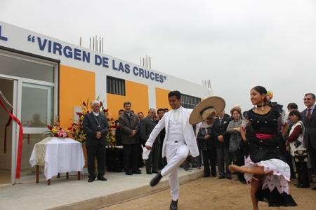 Se inauguró nuevo Policlínico Materno Infantil en Alto Trujillo