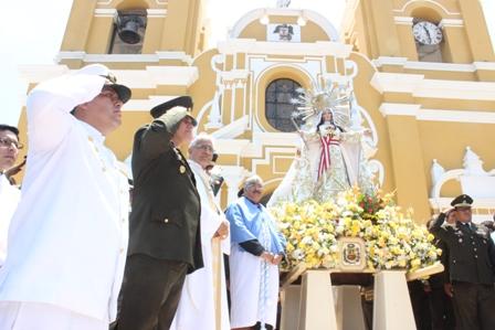 Arzobispo presidió Misa en honor a la Virgen de la Merced