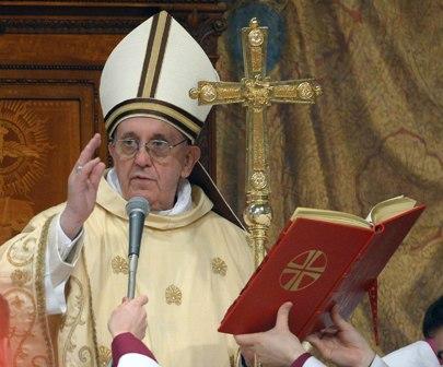 Papa Francisco pide Vigilia de Oración por la Paz en Siria