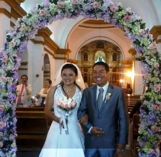 Matrimonio de catequistas
