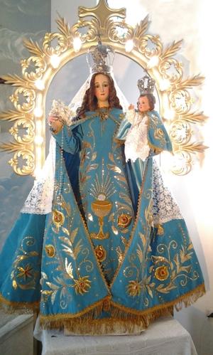 Unión y fervor religioso en fiesta de Nuestra Señora de Altagracia