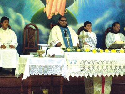 P. Michael: Nuevo sacerdote para Dios