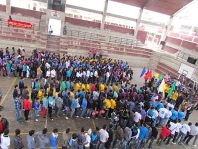 Chicama: Mega evento juvenil
