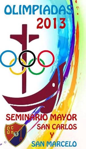 Olimpiadas en el Seminario Mayor San Carlos y San Marcelo