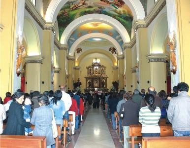 Nuevos ángeles en la Basílica Catedral