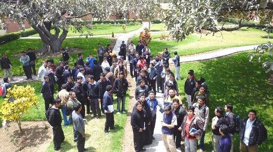 Trujillo: preseminario en marcha