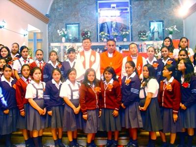 80 jovenes se confirmaron en Paiján