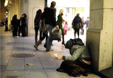 """Jóvenes """"haciendo lío"""" en las calles de Trujillo"""