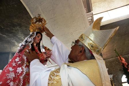 """Otuzco: Arzobispo presidirá Misa de Fiesta de """"La Mamita"""""""