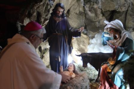 Mensaje del Arzobispo por Navidad – 2013