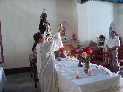 Fiesta de San Martín en Paiján