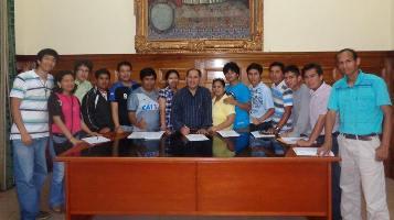 Pastoral juvenil arquidiocesana planea actividades
