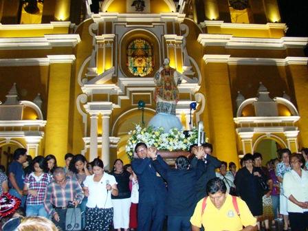 Trujillo celebra a su Patrono y Protector, San Valentín