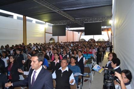 Mil docentes en I Congreso Regional Educativo Católico