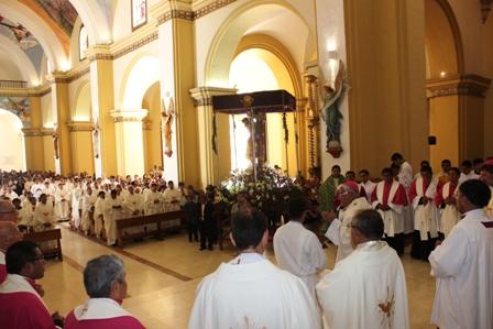 Arzobispo invocó a proteger la vida, el matrimonio y la familia