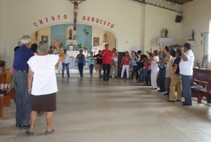 Jornadas en parroquia Niño Dios