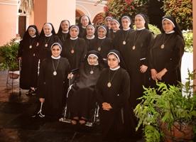 Congregación de las madres clarisas