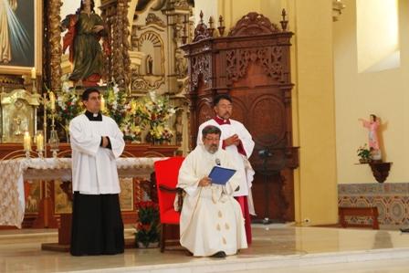 Trujillanos participaron de Misa por canonización