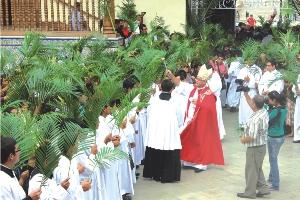 Actividades por Semana Santa en la Arquidiócesis de Trujillo
