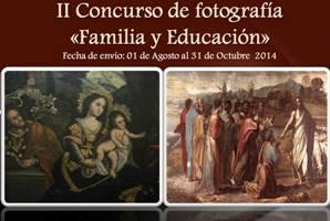 """Convocan a II Concurso Nacionalde Fotografía """"Familia y Educación"""""""