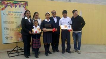 Colegio Santo Domingo:  50 años reflejando luz