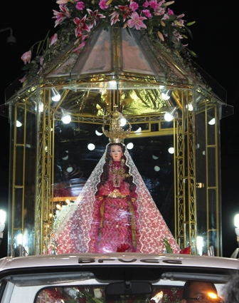 Bendecirán nuevo dosel  de la Virgen de la Puerta de Otuzco