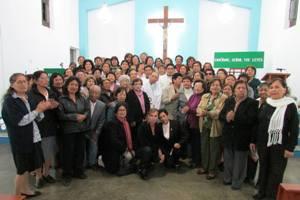 Mes de la Biblia en la parroquia de Palermo