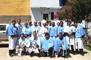 Hermandad de La Merced celebra 25 años de fundación