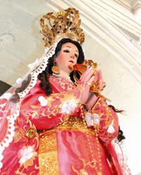 La Inmaculada Virgen de la Puerta