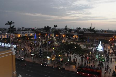 Martes 6 enero: Se Clausura Festival de Luces y Colores