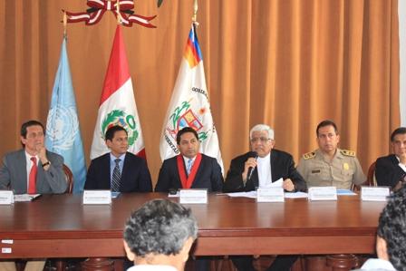 "Arzobispo: ""Trujillo, ejemplo de seguridad humana"""