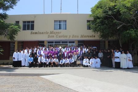 Inició el Año Académico en el Seminario Mayor