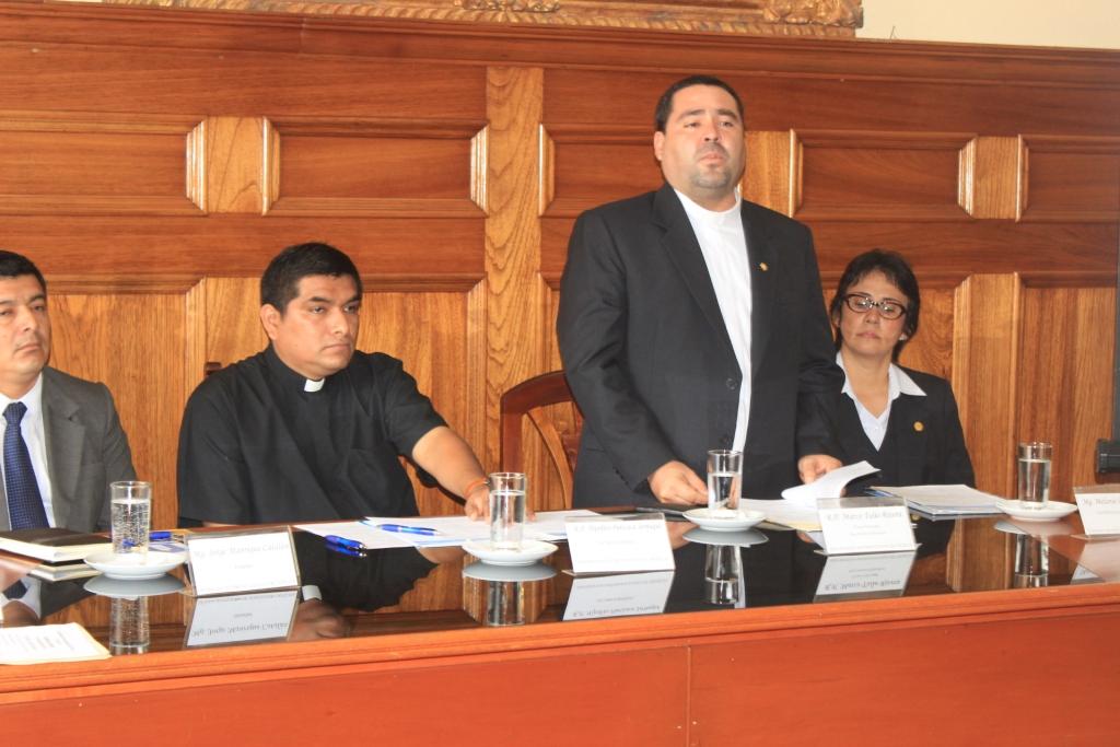 Primer Congreso Regional de Educación Católica en Trujillo