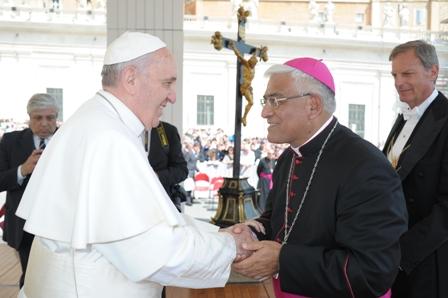 Arzobispo de Trujillo participará del Sínodo de Obispos sobre la Familia convocado por el Papa Francisco