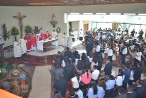 Universidad Católica de Trujillo celebró su 15º Aniversario