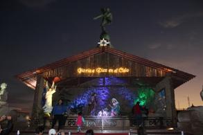 Arzobispo bendecirá Nacimiento del Festival de Luces