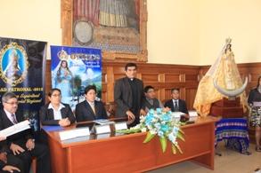 Otuzco: Inicia Fiesta de la Virgen de la Puerta