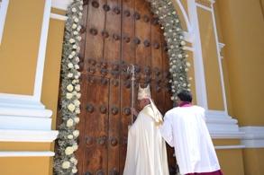 """Designan templos para ganar indulgencias en el """"Año de la Misericordia"""""""