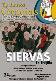 """Concierto por """"San Agustín"""" y """"Año de la Misericordia"""""""