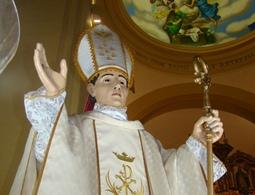 Catedral: Invitación a fiesta de Sto. Toribio de Mogrovejo