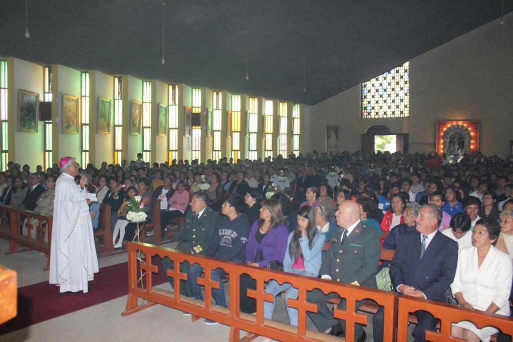 Domingo: Colecta de misas de la Catedral serán para Ecuador